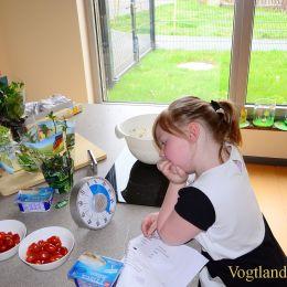 Kinderhaus Am Elsterufer: Gesunde Ernährung im Fokus