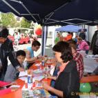 Zeit der Begegnung beim ökumenischen Straßenfest