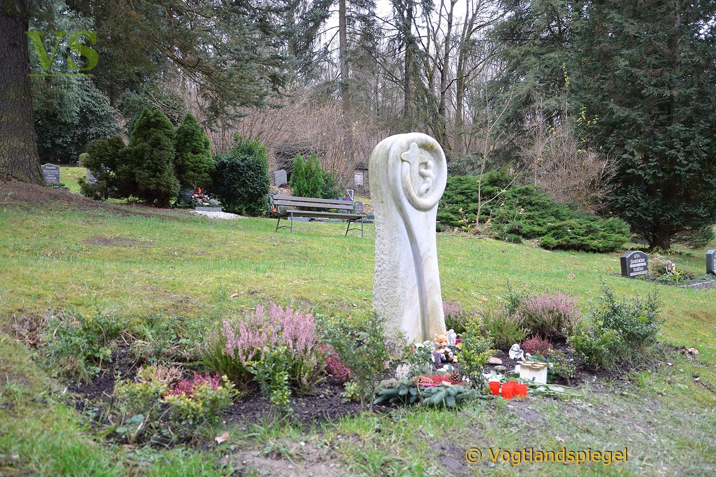 Gedenkstätte für Tot- und Frühgeburten: Ein Ort zum Trauern