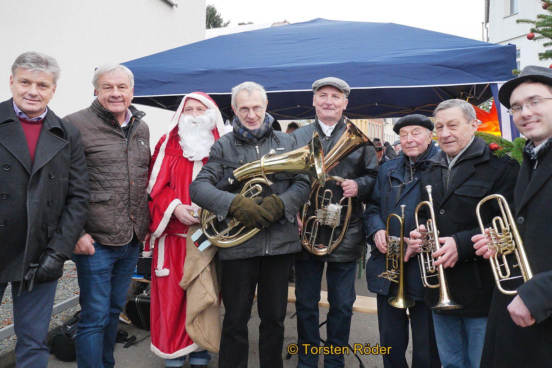 8. Weihnachtliches Bläserkonzert 2017 in Irchwitz