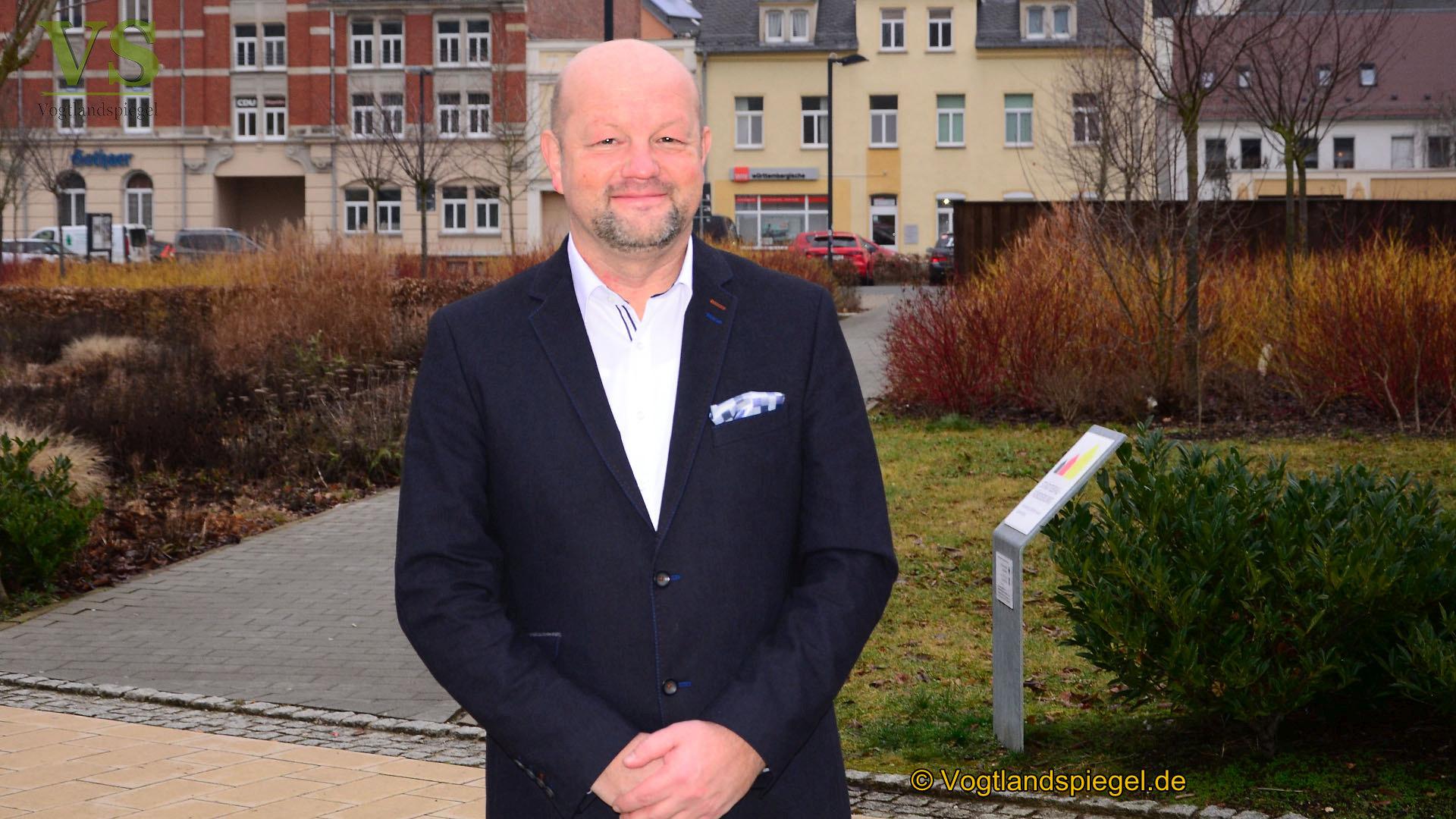 Greizer CDU zieht mit Alexander Schulze in den Bürgermeisterwahlkampf