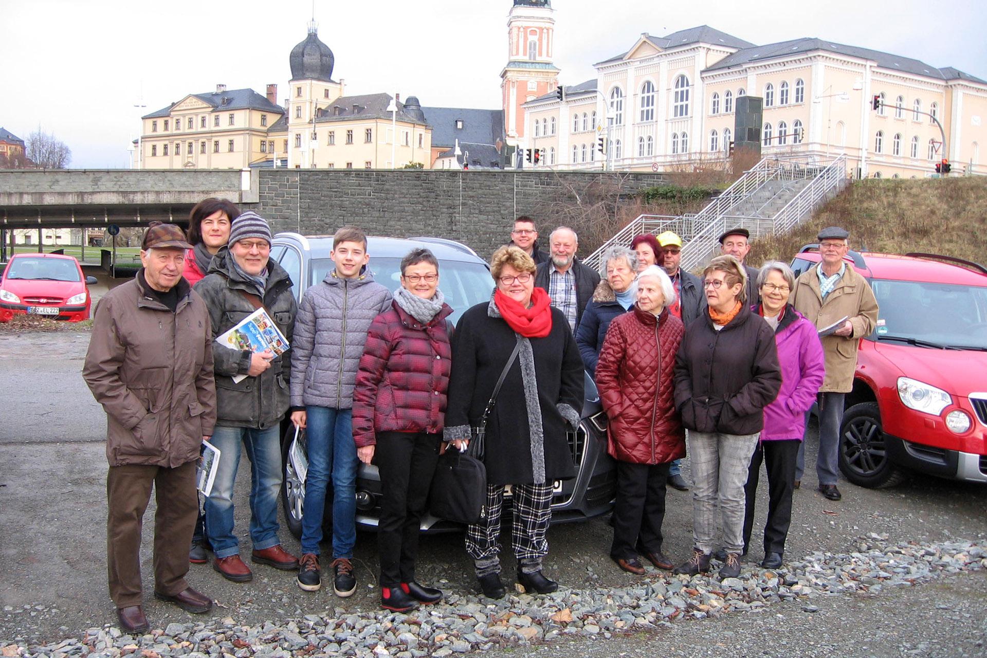 MC Greiz lud zur touristischen Zielfahrt ein