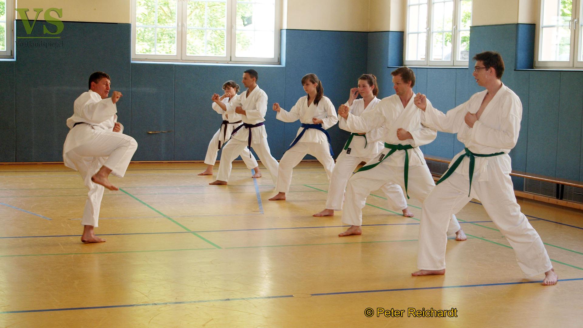 1. Greizer Karate Dojo: Karate, Kickboxen und Selbstverteidigung sind erlernbar