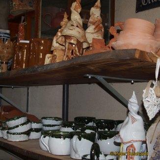 Ostern in Waldhaus: Kreativ werden in der Töpferei Naundorf