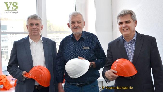 Horst Huß: Ein Unternehmer muss Bürgermeister der Stadt Greiz werden