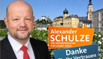 Statement von Alexander Schulze