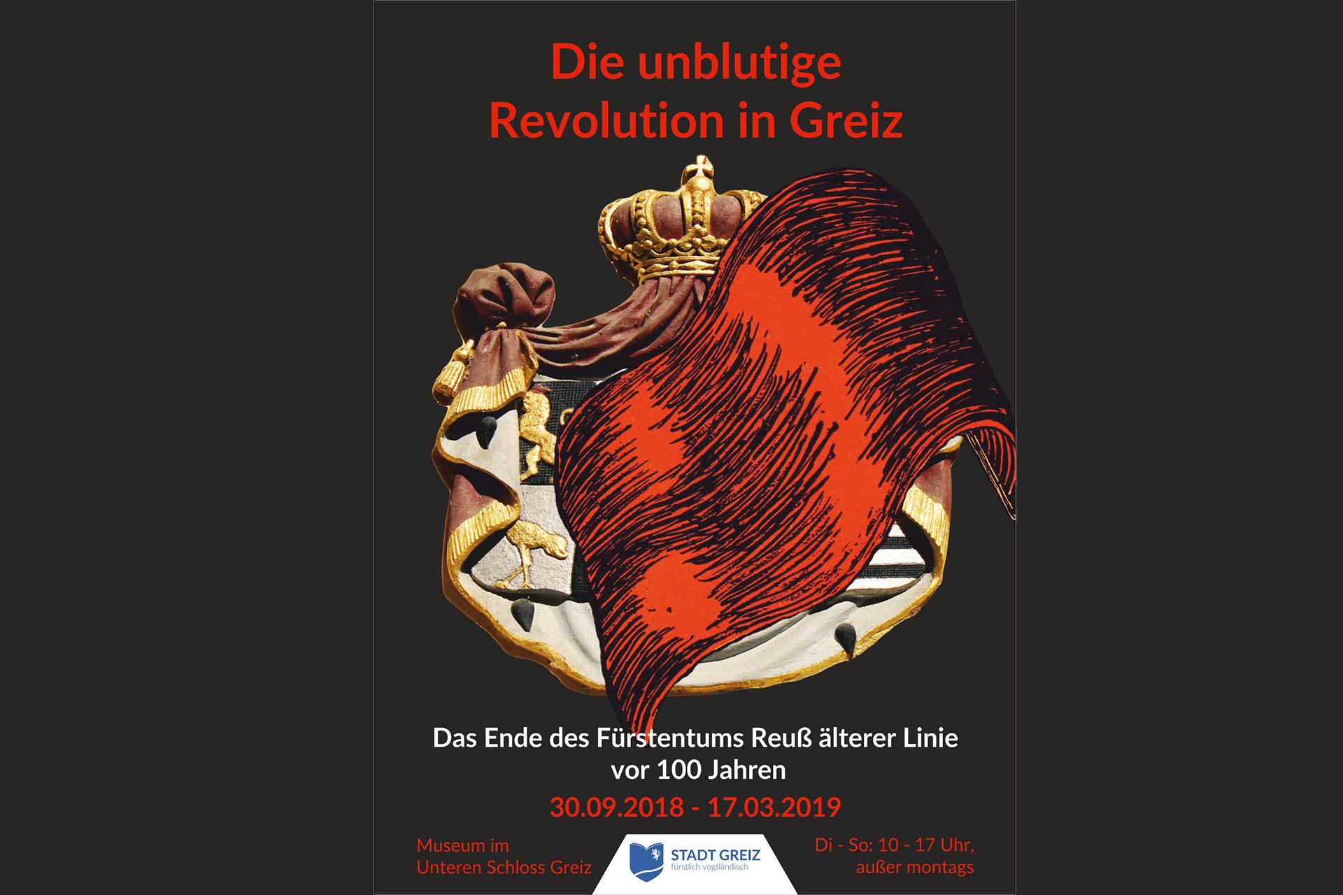 DIE UNBLUTIGE REVOLUTION IN GREIZ