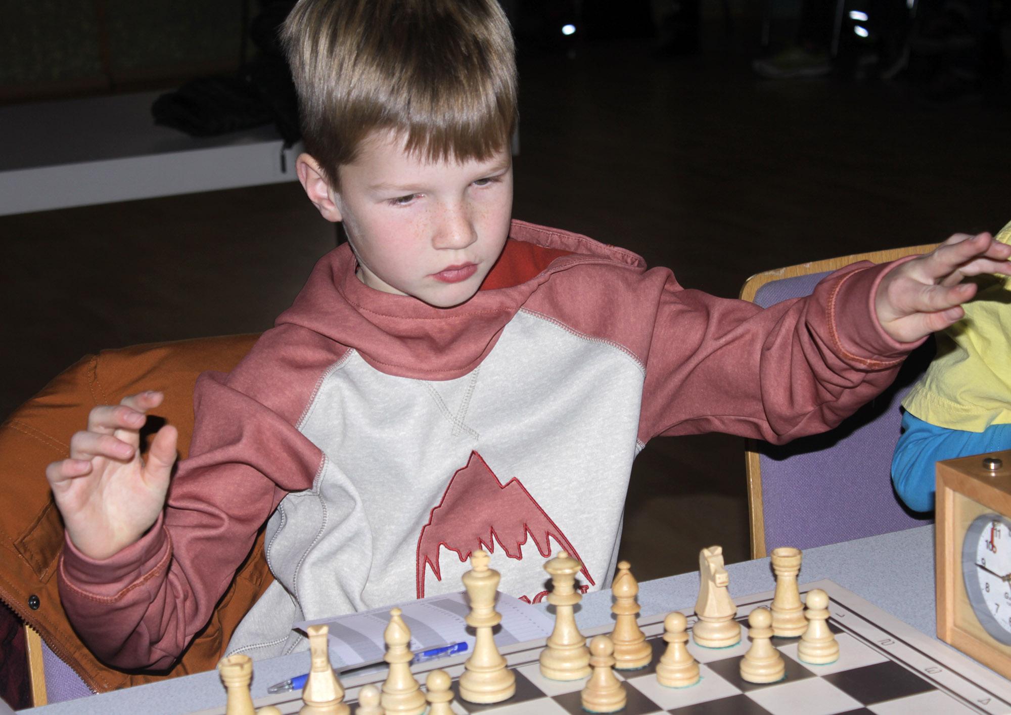 Greizer Schachlöwen: Thüringer Landesmeisterschaft U8