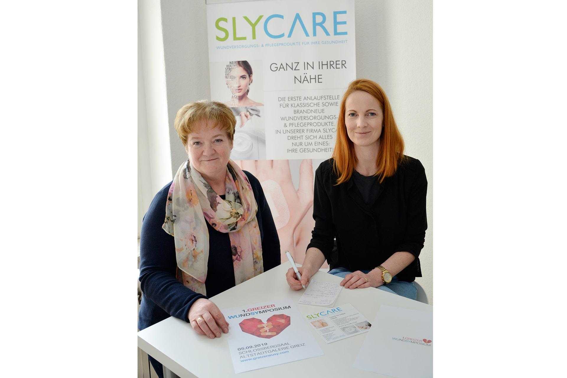 SLYCARE GmbH präsentiert: 1. Greizer  Wundsymposium – Medizinischer Fachkongress