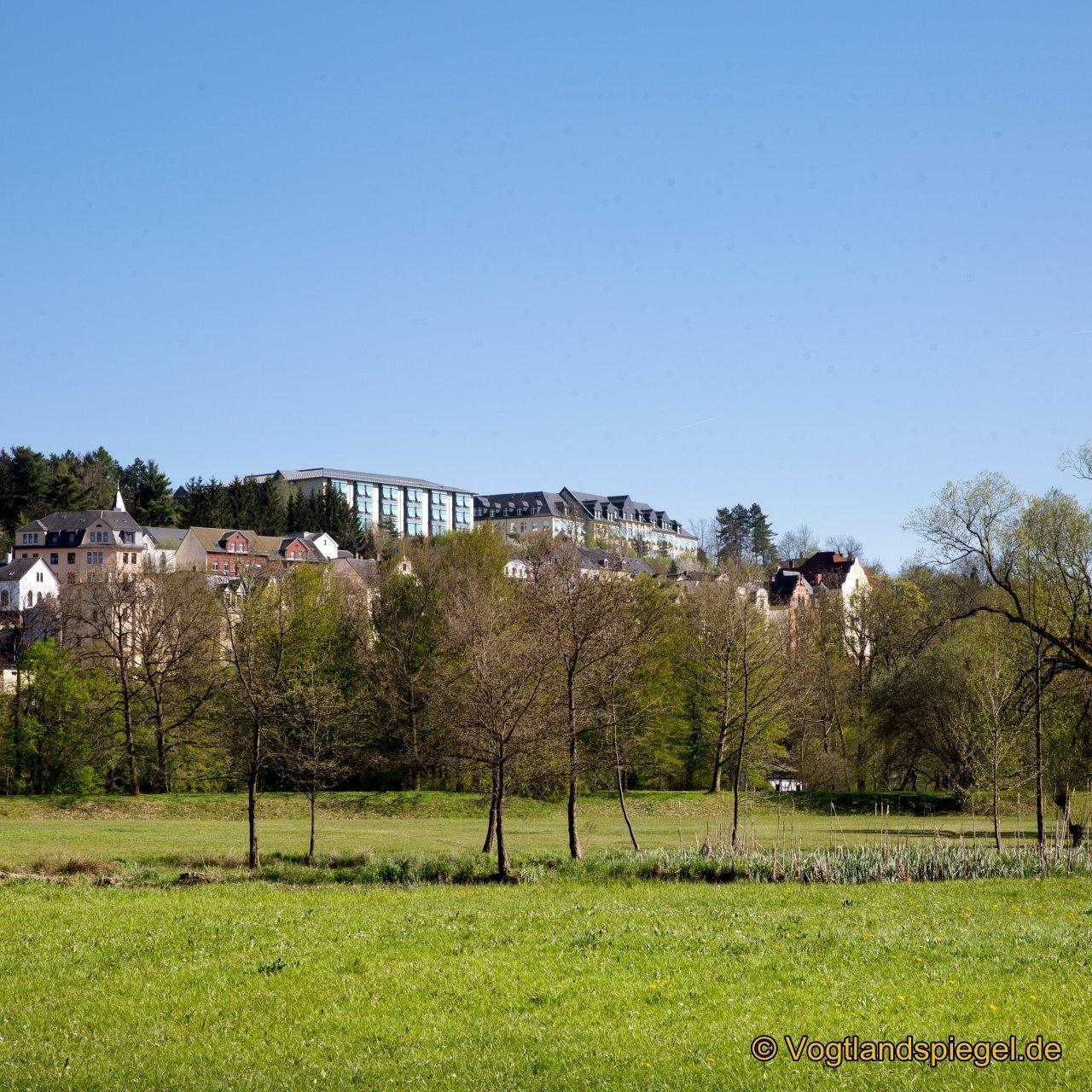 Fürstliche Schloss und Residenzstadt Greiz 2019