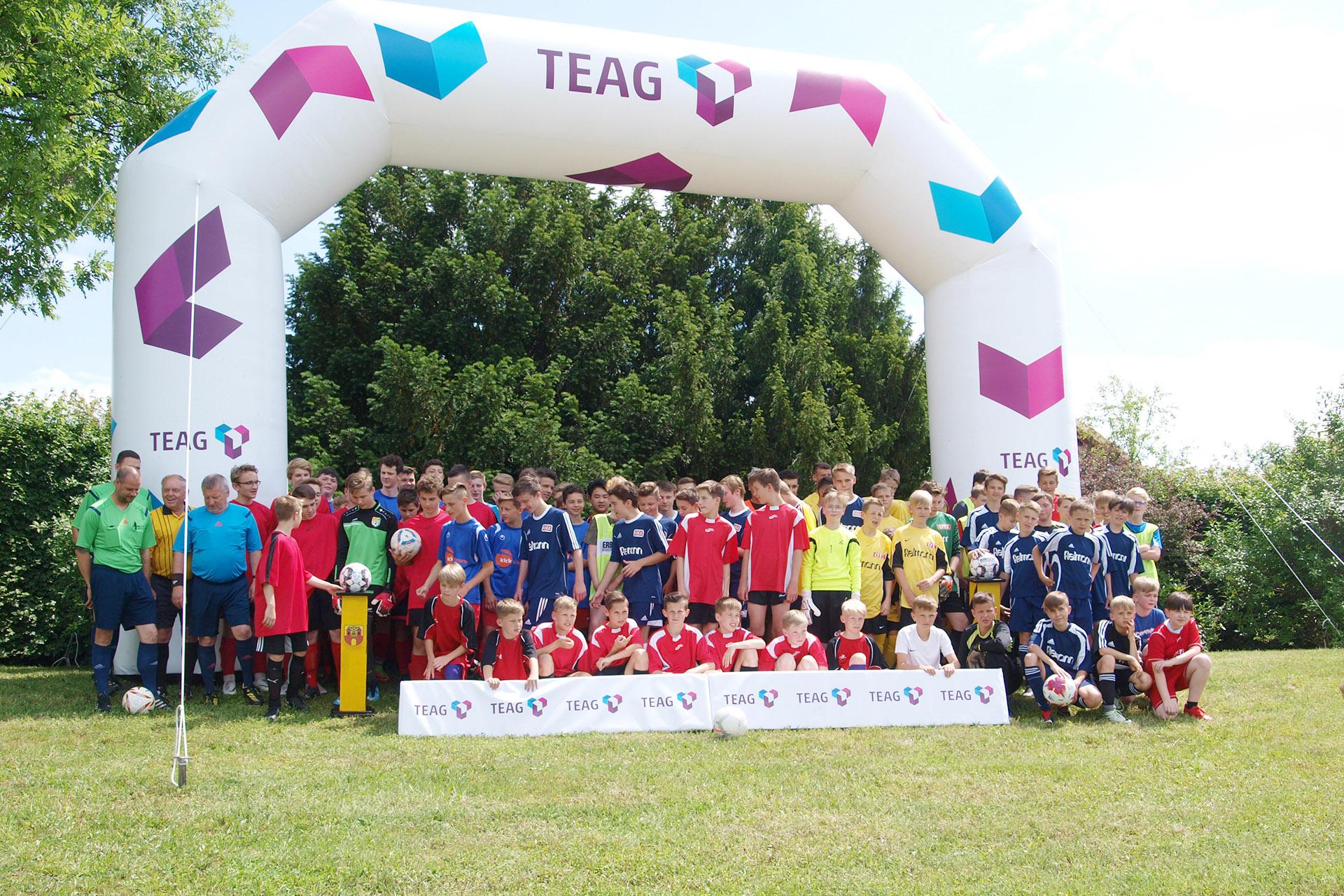 Kreisjugendspiele des Landkreises Greiz 2019: Weidaer und Zeulenrodaer Jungen siegten in Fußballturnieren
