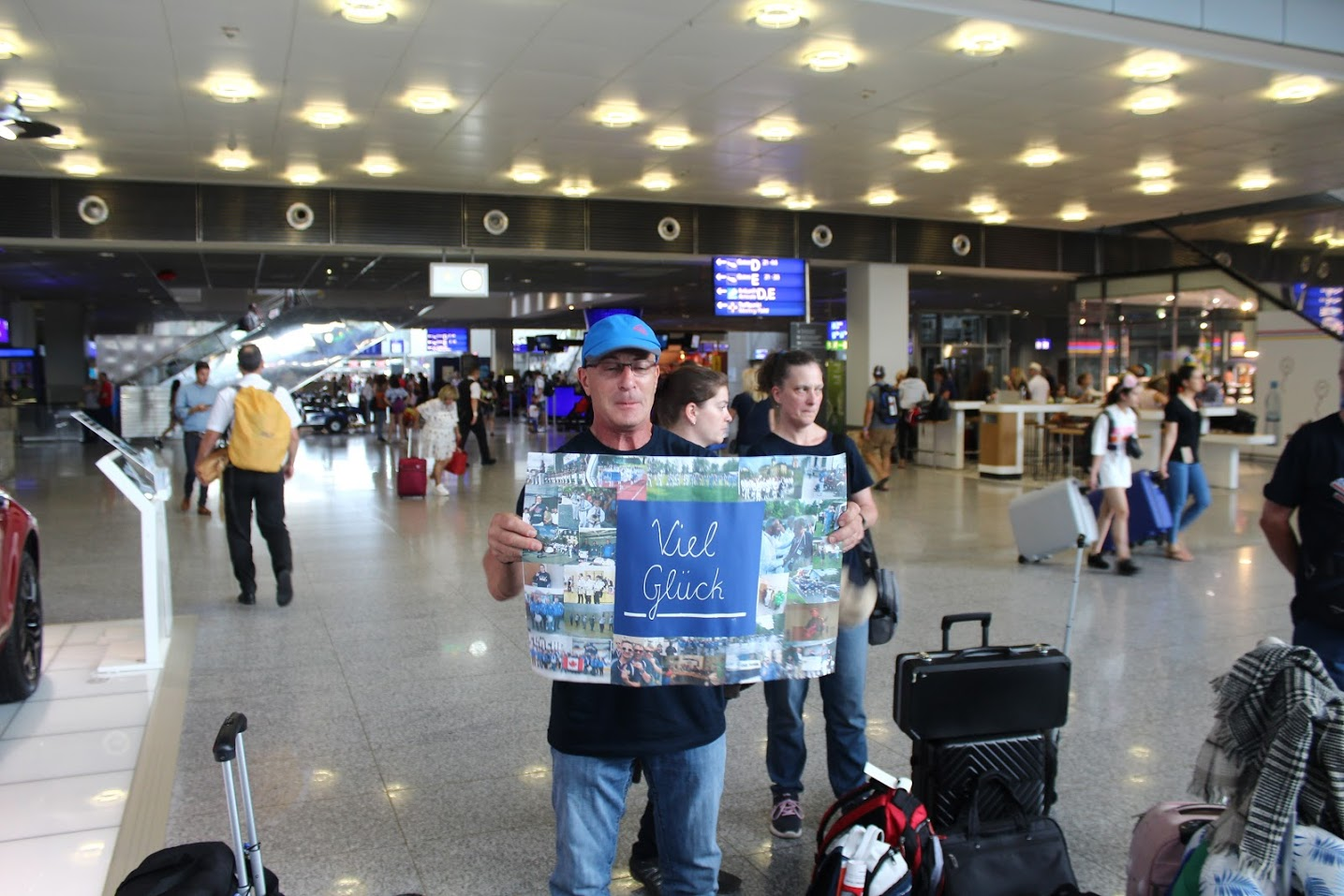 Fanfarenzug Greiz reist nach Calgary