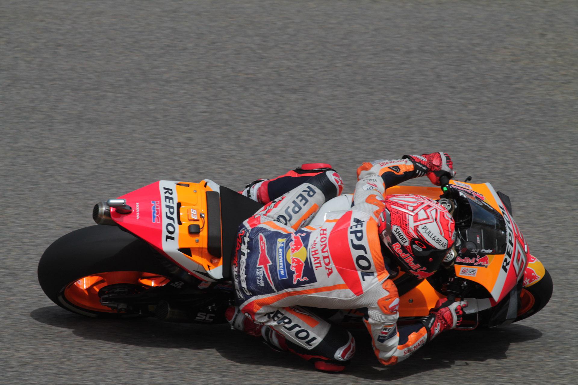 Der Spanier Marc Marquez (Honda) siegte in Thailand und wurde zum achten Mal Weltmeister