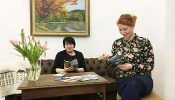 Tourist-Information Greiz legt gleich 3 neue Printmedien auf