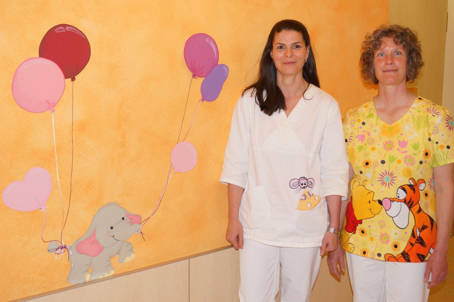 Neu in unserem MVZ – Kinderärztin Véronique von Raison