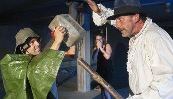 Greizer Theaterherbst lädt zum Sommerfest ein