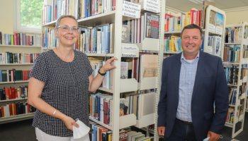 Volkmar Vogel: Förderung für Buchhandlungen und Verlage erweitert