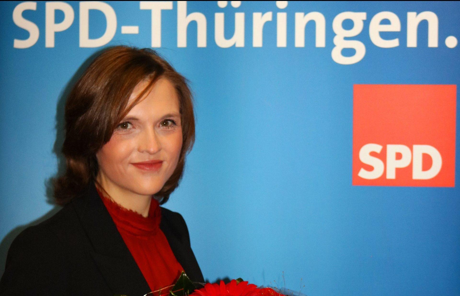 Elisabeth Kaiser will wieder für Ostthüringen in den Bundestag