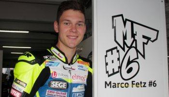 Marco Fetz startet 2021 für das Wilbers-BMW-Team