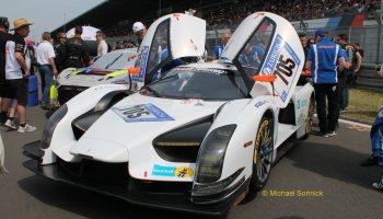 Joest Racing aus dem Odenwald kehrt mit Glickenhaus nach Le Mans zurück