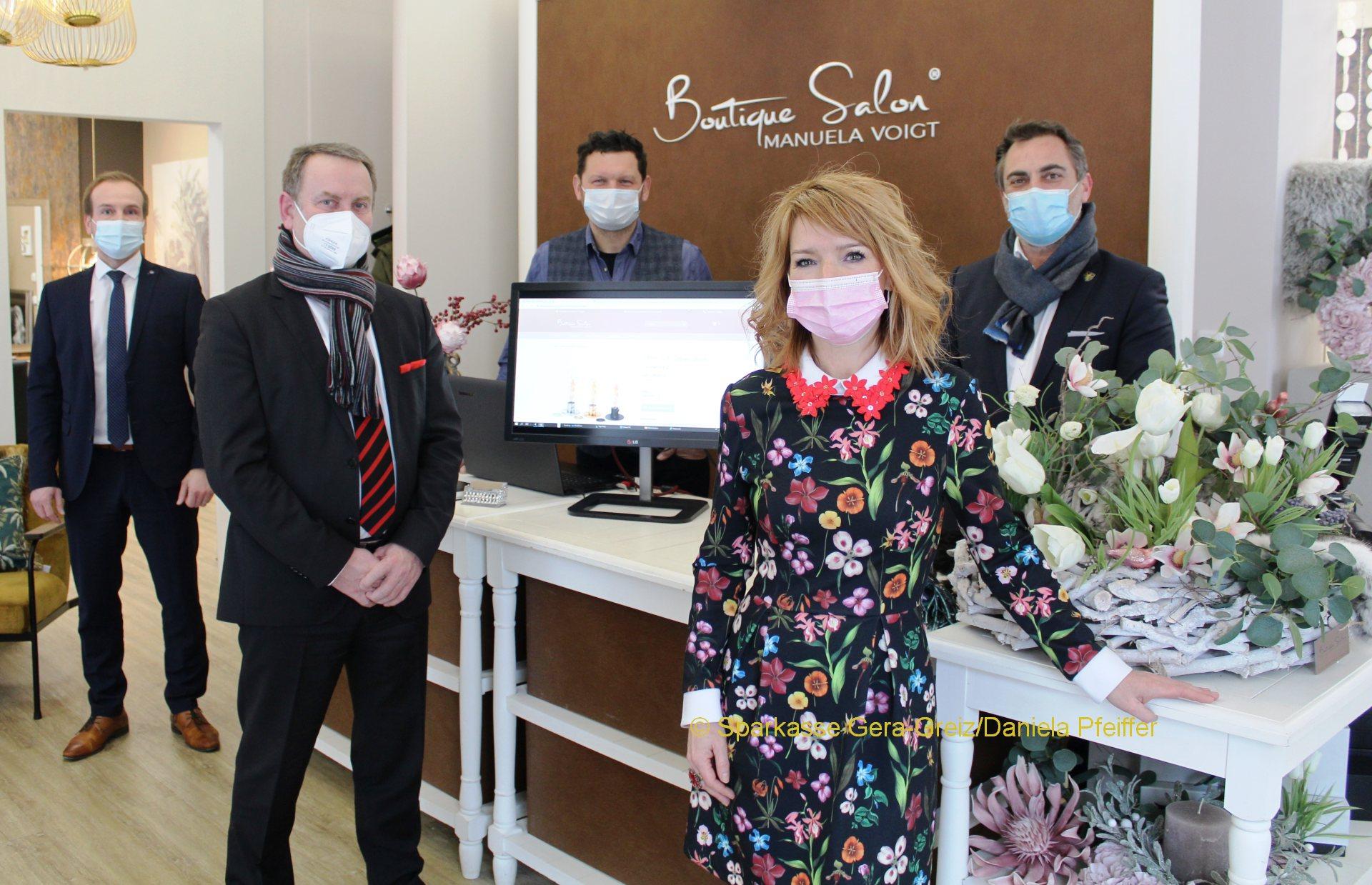 Geraer Friseurmeisterin eröffnet Online-Shop