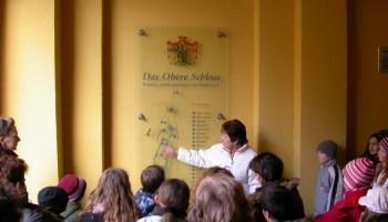 Eine zauberhafte Führung für Kinder