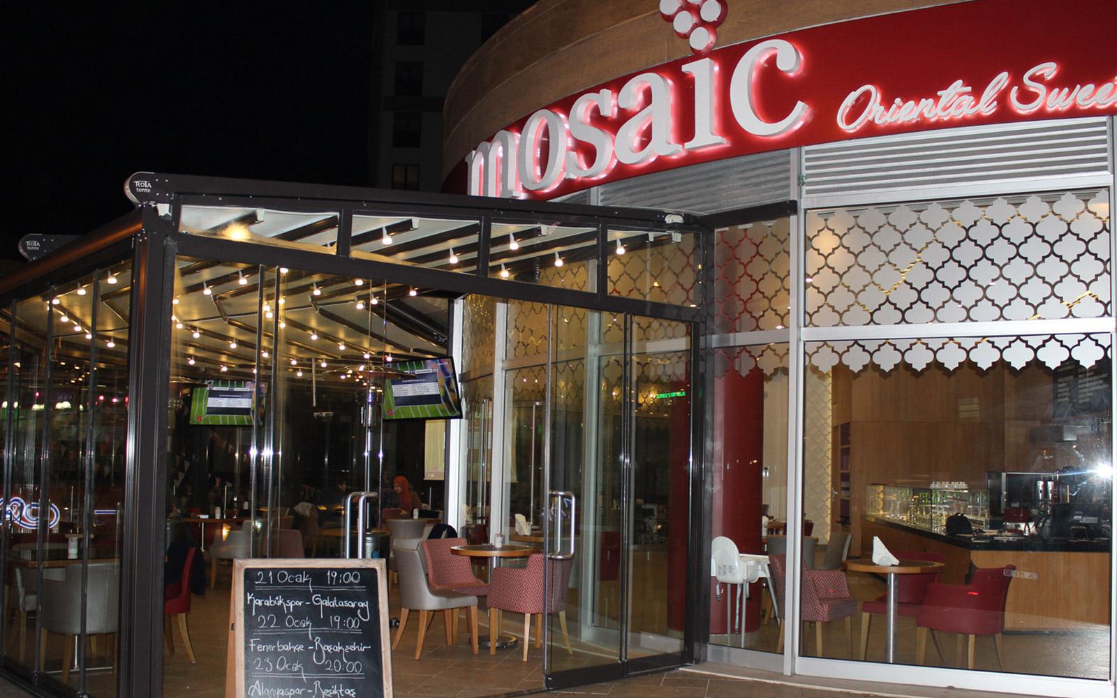 Vogue Design - Mosaic Cafe5