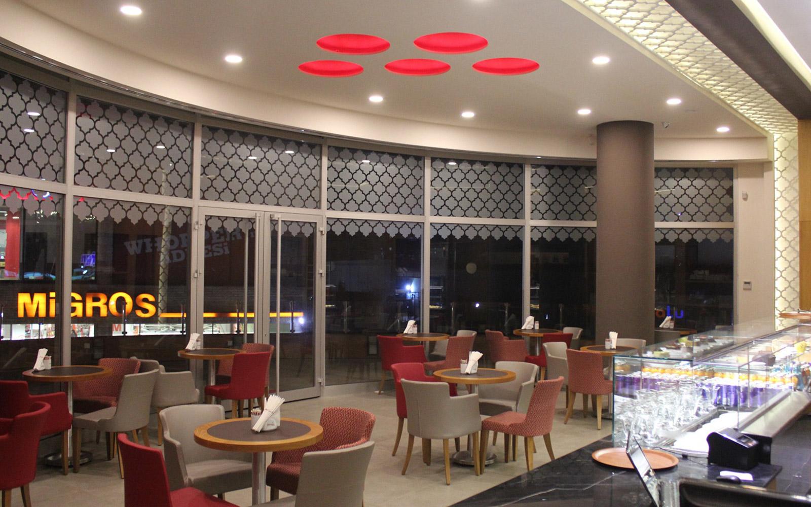 Vogue Design - Mosaic Cafe8