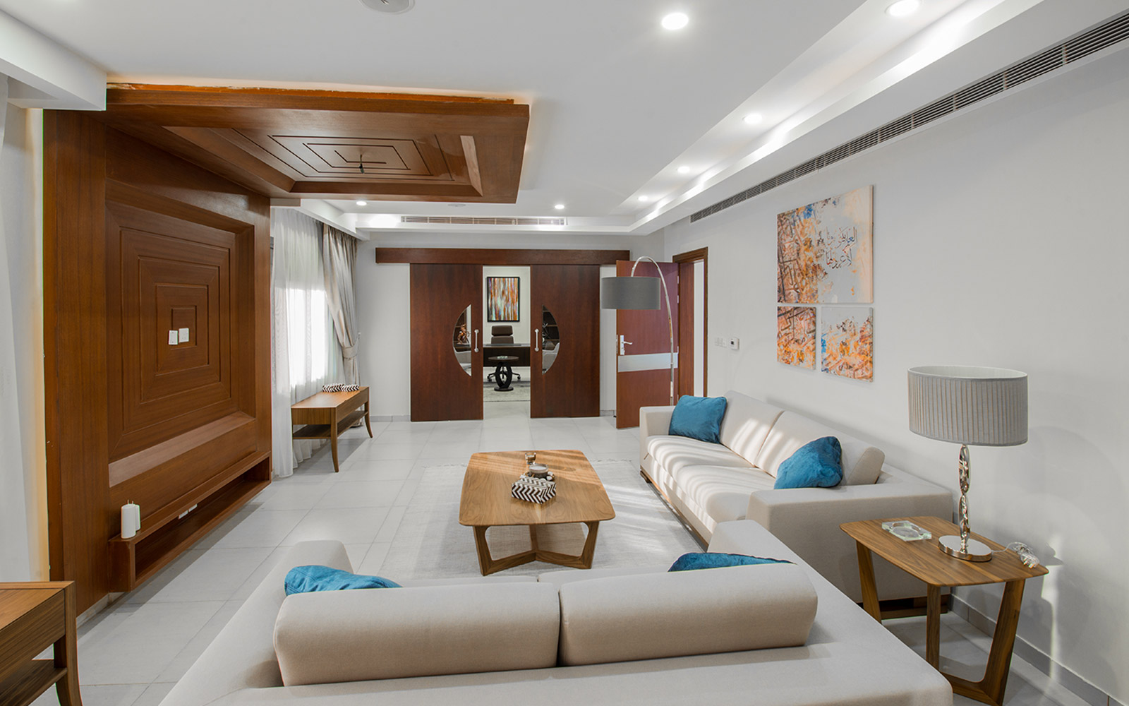 Vogue Design - Al Madinah Villa1