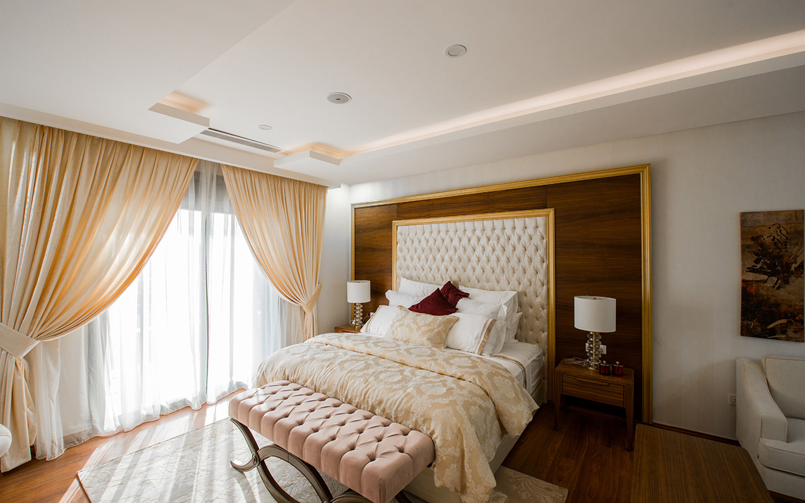 Vogue Design - Al Madinah Villa4