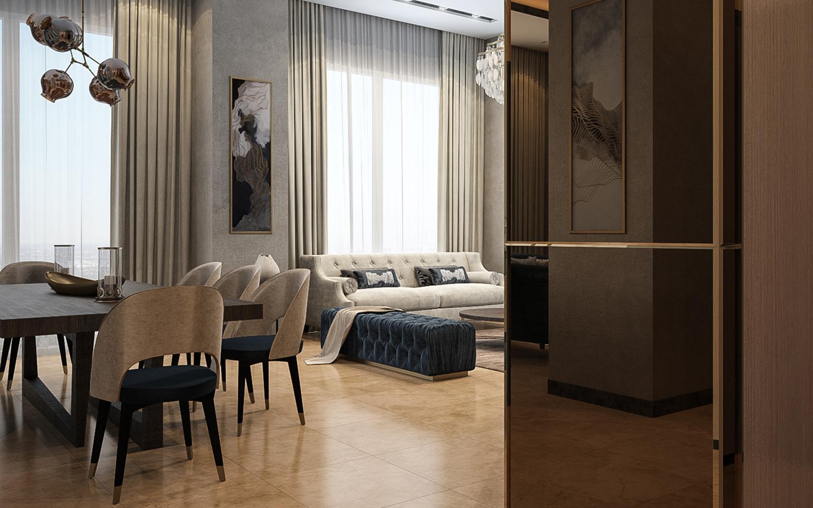 Vogue Design - Istanbul Basaksehir Flat3