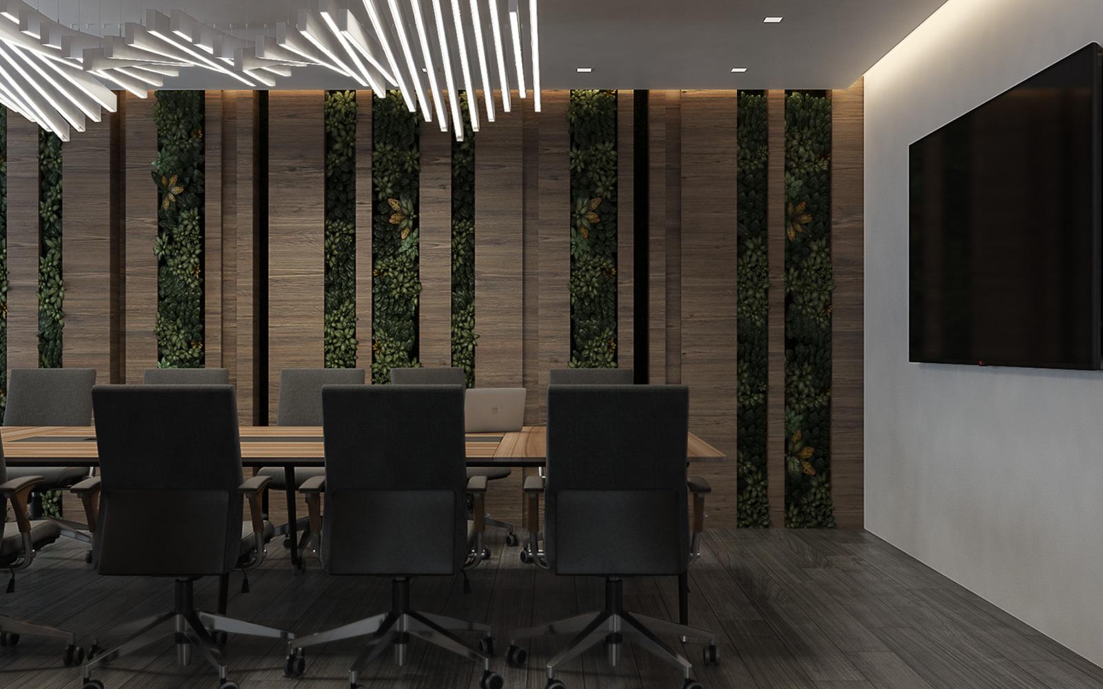 Vogue Design - Istanbul Eco Smart Office2