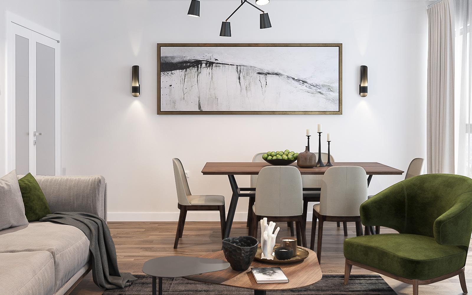 Vogue Design - Istanbul Gayrettepe Flat1