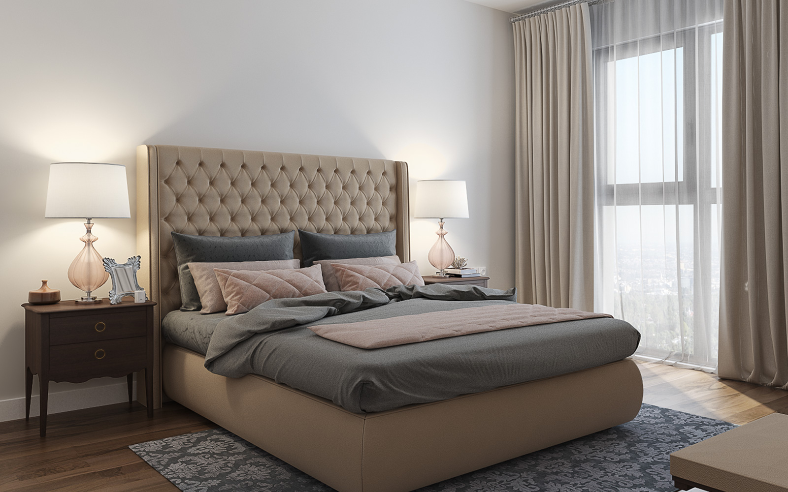 Vogue Design - Istanbul Gayrettepe Flat5