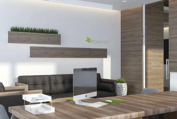 Vogue Design Project - EcoSmart Office