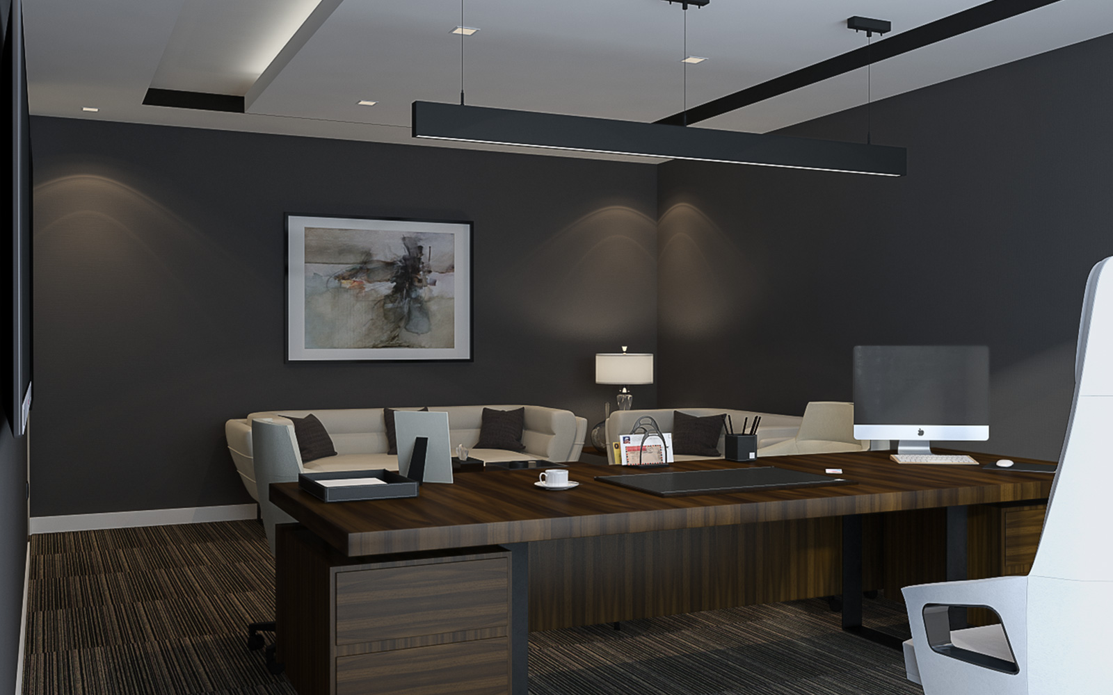 Vogue Design - UAE Al Omran Offices7
