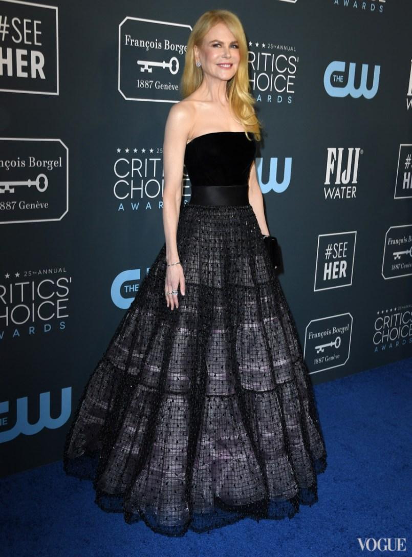 25-ая церемония Critics' Choice Awards 2020