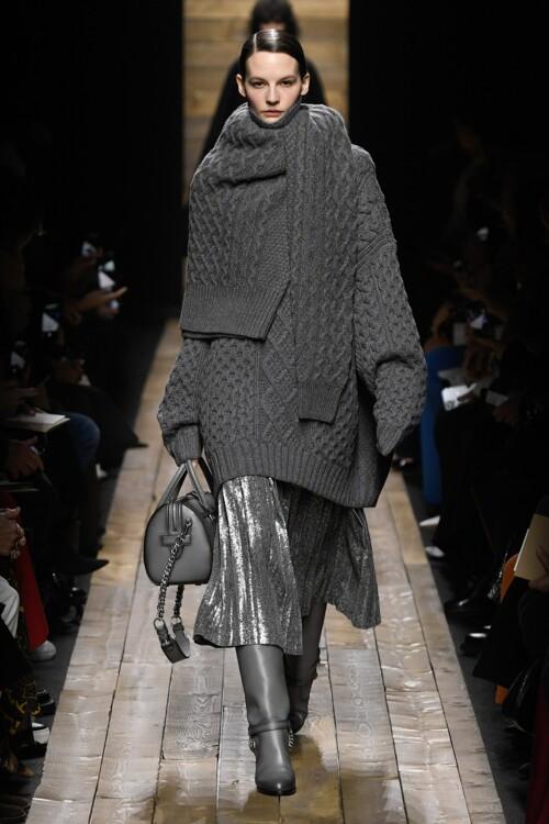 Оттенки серого в коллекциях осень-зима 2020/2021 | Vogue ...