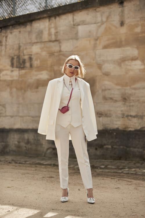 Как носить белую рубашку лето 2020: лучшие идеи с фото ...