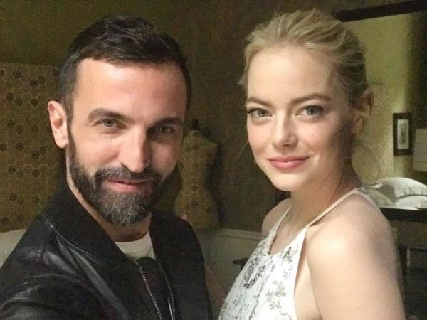 Эмма Стоун - новый амбассадор Louis Vuitton | Vogue ...