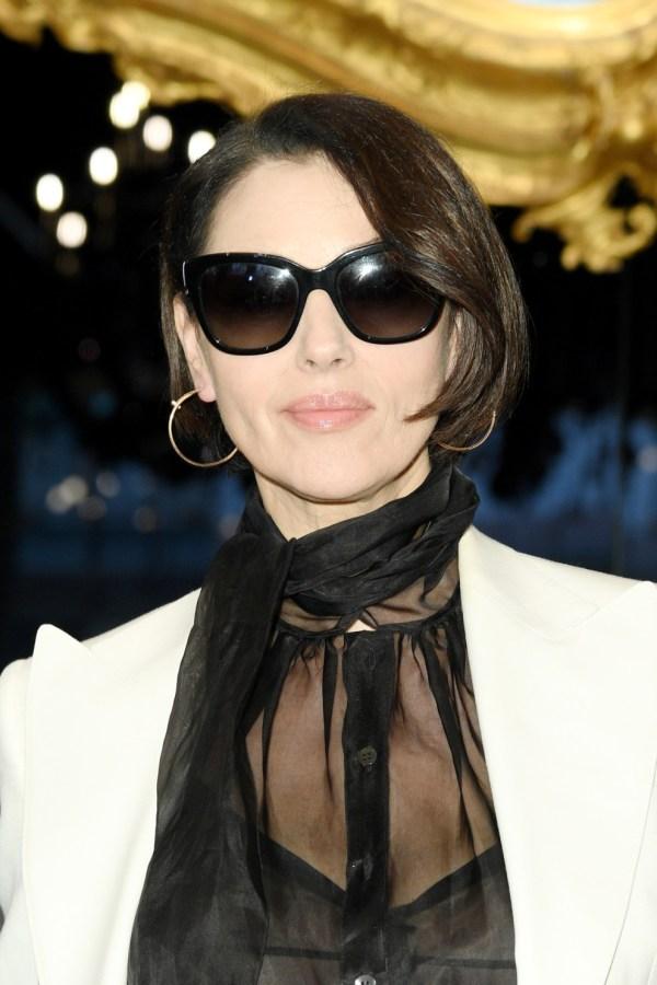Моника Беллуччи обрезала волосы | Vogue Ukraine - Vogue UA