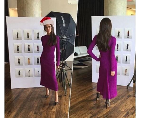 Платья Виктории Бекхэм Фото 2016