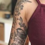 Arm Flower Tattoo Designs Arm Tattoo Sites