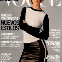 Carmen Kass Throughout the Years in Vogue