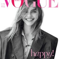Sasha Pivovarova Throughout the Years in Vogue