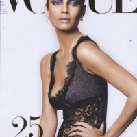 Liliana Dominguez Throughout the Years in Vogue
