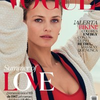 Edita Vilkeviciute Throughout the Years in Vogue