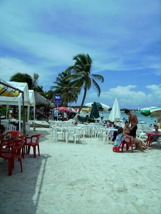 Ile de Cozumel, Mexique