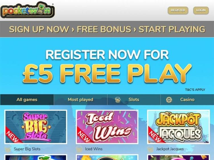 The Best Pocketwin Online Casino Review. Learn About Its ...