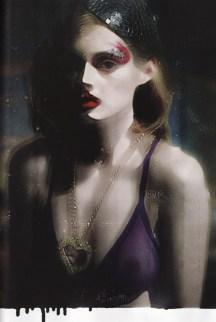 """""""Show And Tell"""" por Paolo Roversi em Vogue UK 2009"""